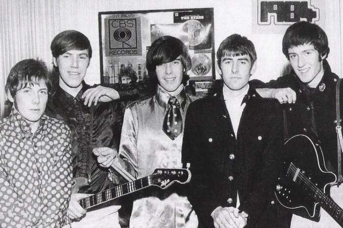 Студенческий коллектив «1984» сложился в 1970-х годах в Лондоне
