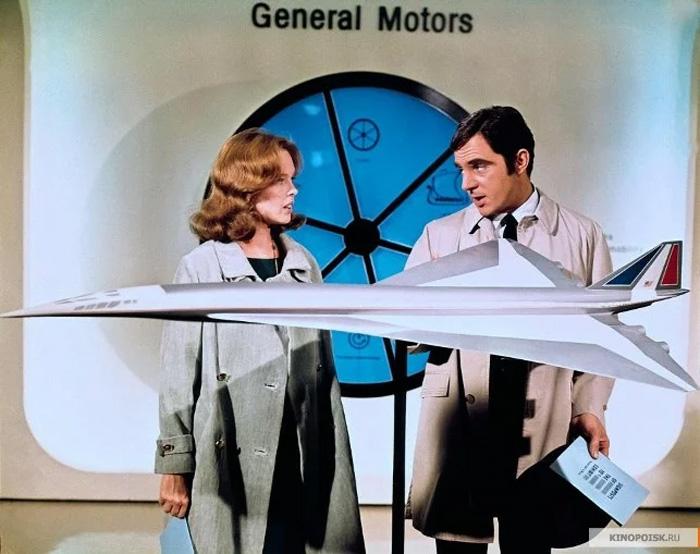 «Сладкий ноябрь» 1968 года, в главных ролях Сэнди Деннис и Энтони Ньюли