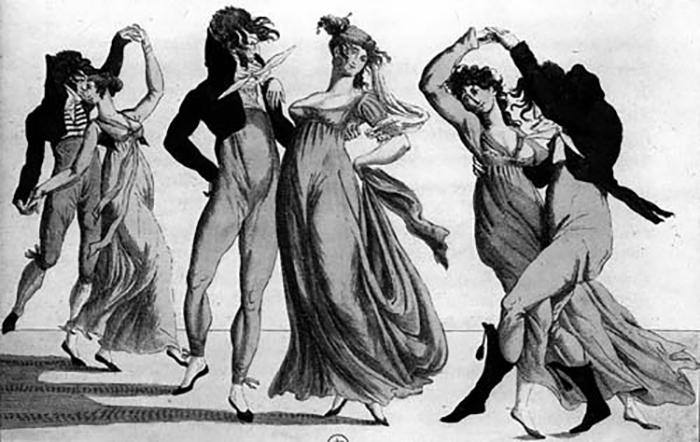 Танцующие инкруаябль и мервейёз