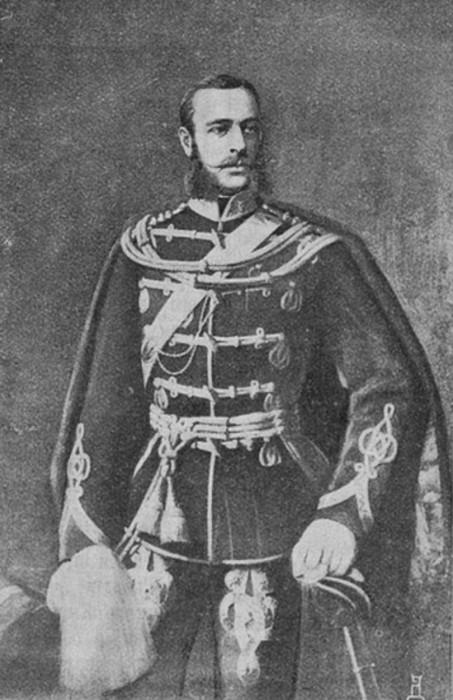 Поручик М.Д. Скобелев