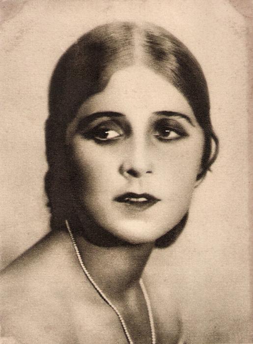Вера Степановна Малиновская (1900-1988 гг.)