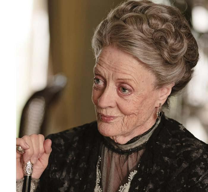 Сегодня, несмотря на преклонный возраст, Мэгги Смит – одна из самых востребованных британских актрис