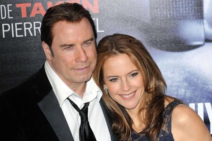 Джон Траволта женился на своей давней поклоннице, Келли Престон