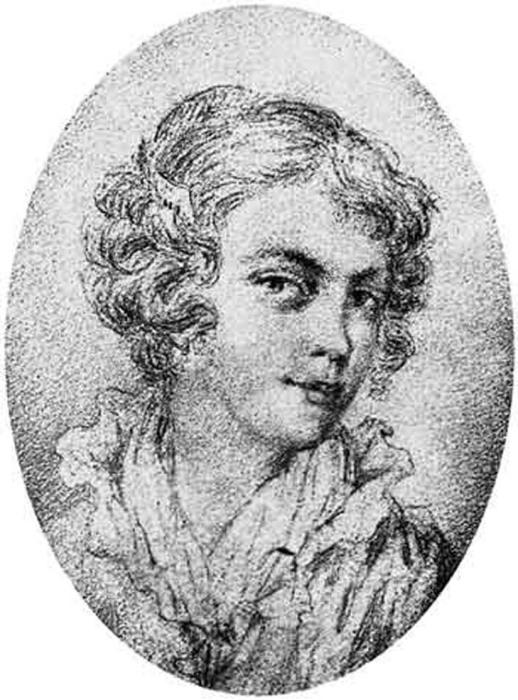 Маша Протасова в 1811 году, рисунок В. Жуковского
