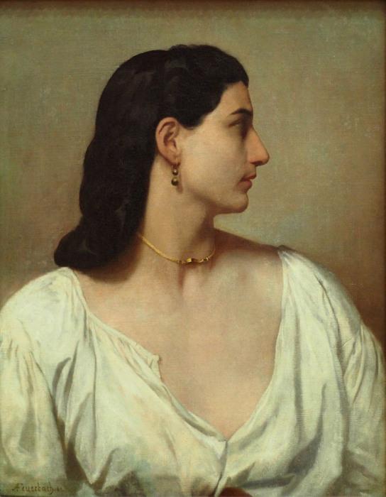 Ансельм фон Фейербах, Нанна, 1864 год