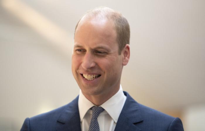 Его Королевское Высочество принц Уильям, герцог Кембриджский, старший сын принца Чарльза