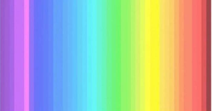 Тест Дианы Дервал для определения цветочувствительности (по мнению профессора, только четверть людей способна увидеть здесь больше 33 оттенков)