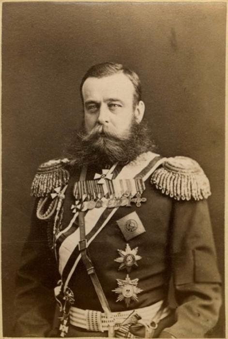 Первый военный губернатор Ферганы, герой русско-турецкой войны генерал Михаил Скобелев