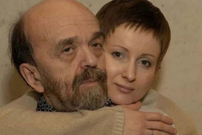 Владимир Федоров с женой Верой