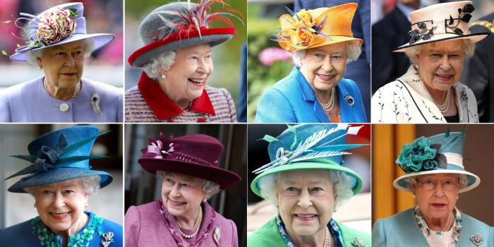 Шляпки королевы Елизаветы – из тех вещей, на которые можно смотреть бесконечно!