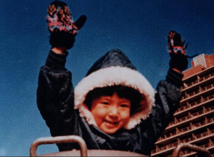 Будущая наследная принцесса Японии в детстве