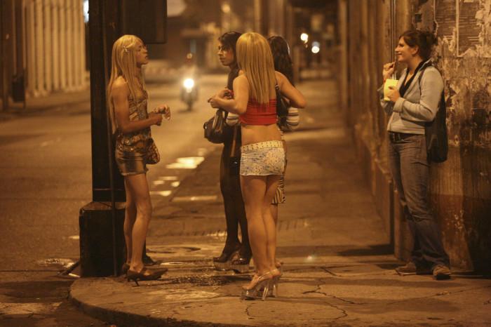В Дании проституция часто является для женщин подработкой, так как считается, что она не должна быть единственным источником дохода