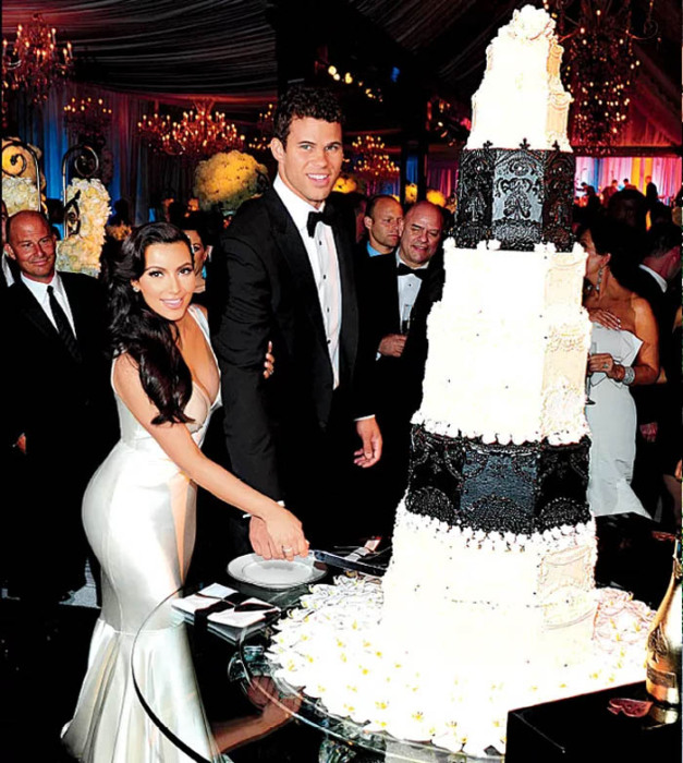 Бракосочетание Ким Кардашян и Криса Хамфрис, 2011 год