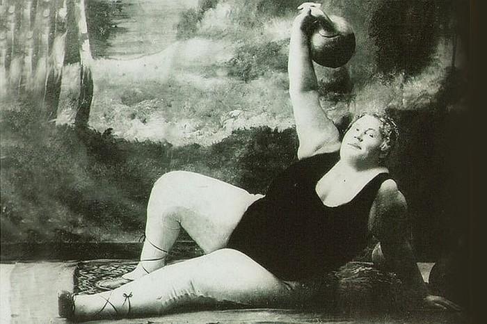 Агафья Завидная – женщина-борец