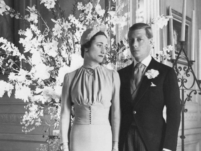 Свадьба Эдуарда VIII и Уоллис Симпсон, 3 июня 1937 года