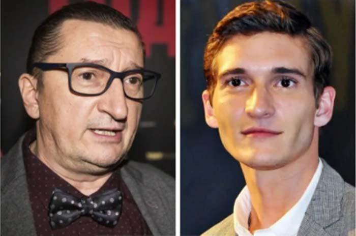 Александр Лыков и Матвей Лыков