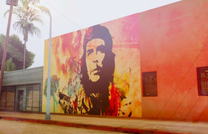 Че Гевара – образ, популярный в молодежных субкультурах