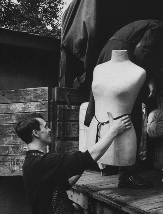 Новоселье, 1963 год, Стэн Вейман (Stan Wayman)