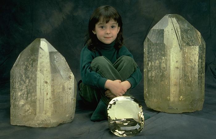 «Американский Золотой топаз» - самый крупный из обработанных камней в мире