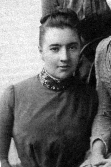 Баронесса Наталия Модестовна фон Фредерикс, фото 1887 года