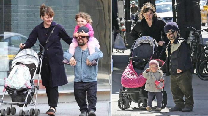 Питер Динклэйдж – прекрасный муж и заботливый отец