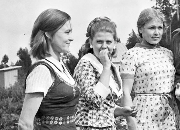 Кадр из к/ф «Москва слезам не верит», 1979 год