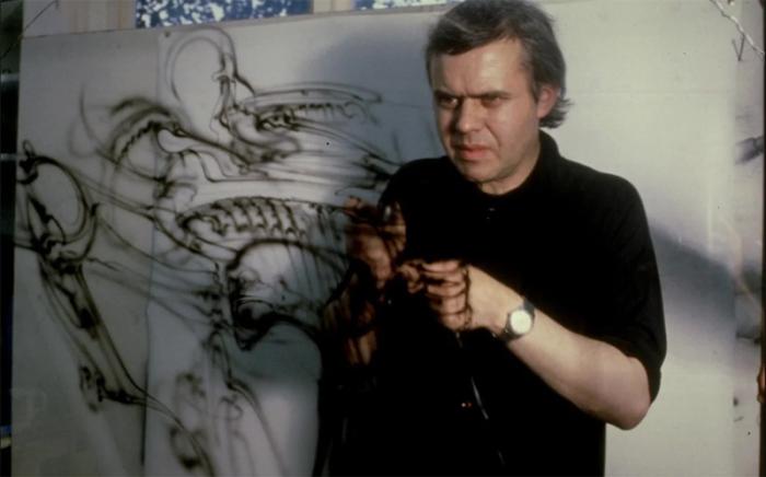 Ханс Рудольф Гигер – художник, создавший образ ксеноморфа-Чужого