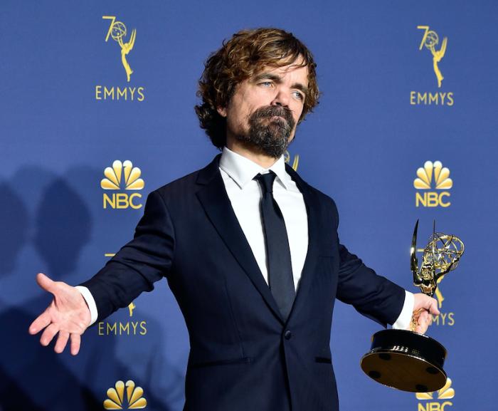 Роль Тириона Ланнистера в «Игре престолов» принесла Питеру Динклэйджу несколько премий «Эмми»