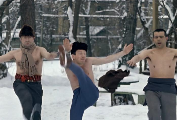 Кадр из к/ф «Джентльмены удачи», 1971 год