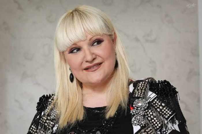 Маргарита Суханкина - советская и российская оперная и эстрадная певица