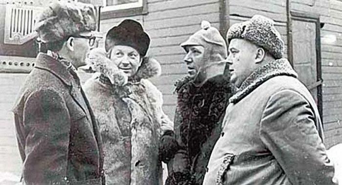 Леонид Гайдай и знаменитая троица (Операция Ы и другие приключения Шурика)