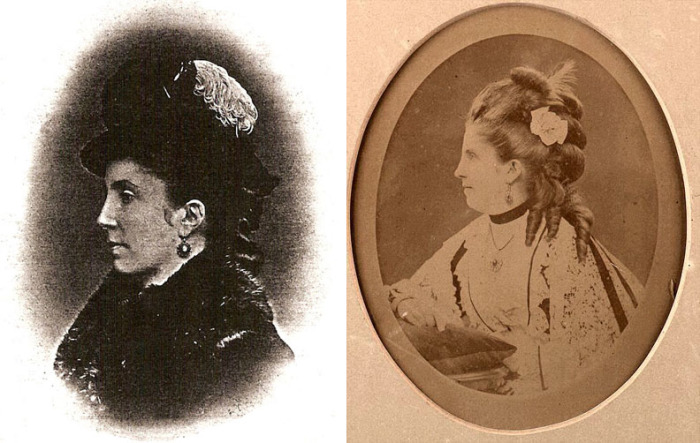 Изабелла Евгения Бойер слыла настоящей красавицей