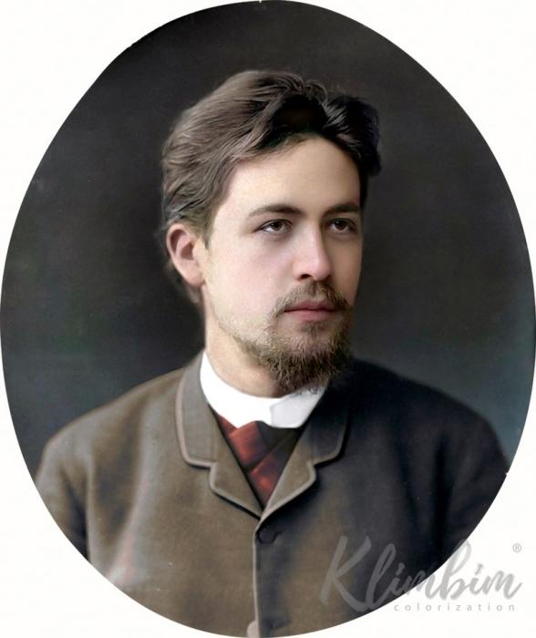 Антон Павлович Чехов, 1887 год