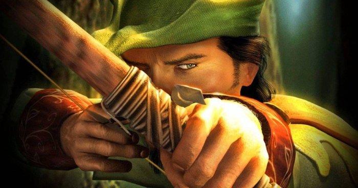 Образ благородного разбойника из книг и фильмов перекочевал уже и в компьютерные игры