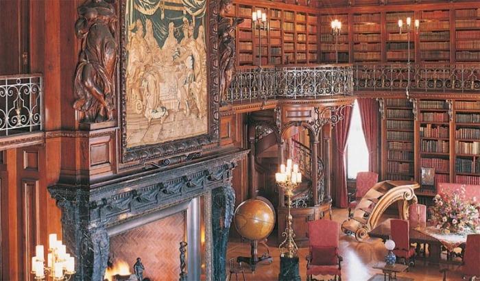 Библиотека поместья «Билтмор»