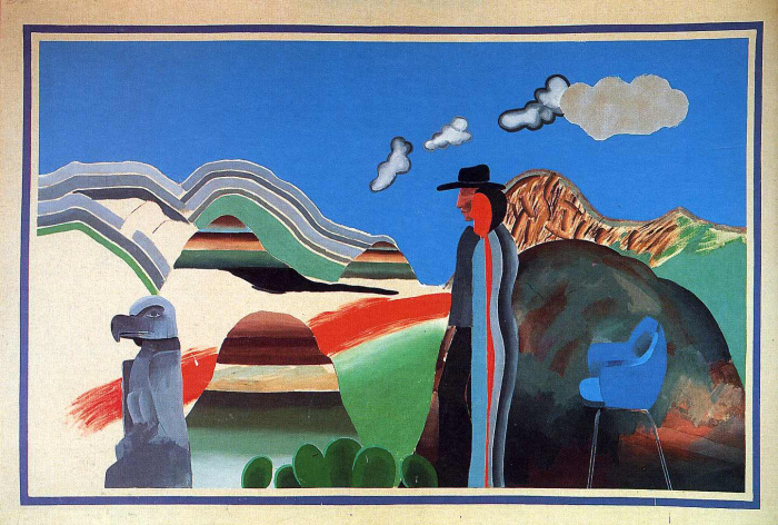 Скалистые горы и уставшие индейцы, 1965