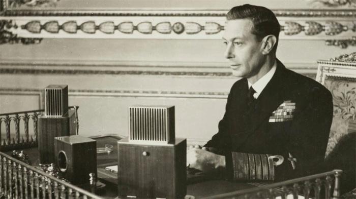 Радиообращение короля Георга VI к британскому народу