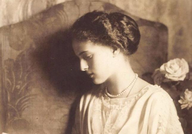 Прекрасная русская княгиня стала законодательницей моды в Париже, правда всего на несколько лет