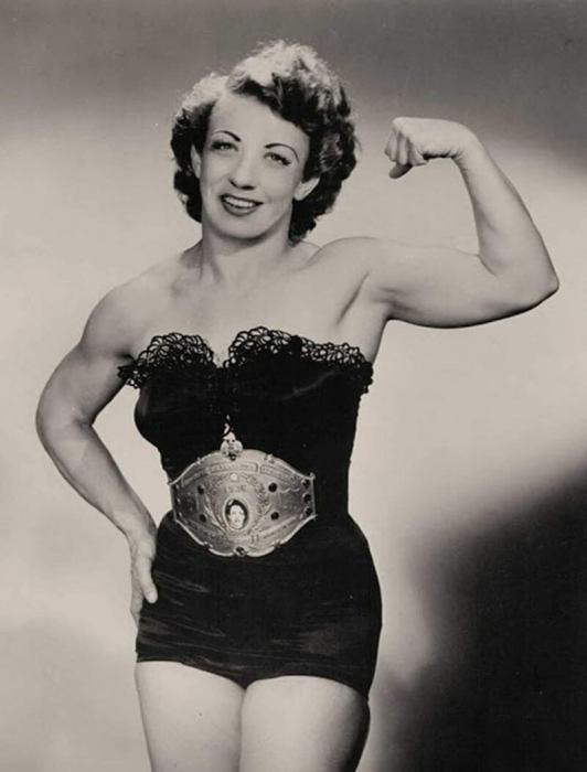Милдред Берк – спортивная чемпионка-борец, с которой не могли сравниться мужчины