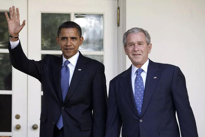 Барак Обама и Джордж Буш – дальние родственники и вероятные потомки Рюрика