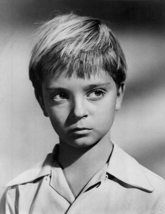 Томм Реттиг в 12 лет