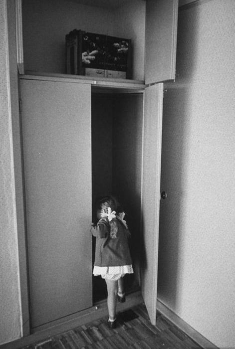 Новые жильцы, 1963 год, Стэн Вейман (Stan Wayman)