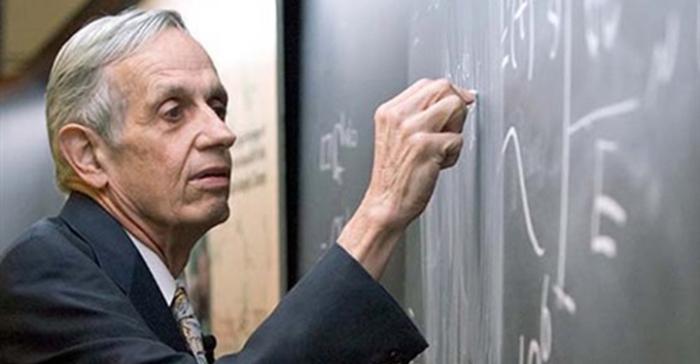 Джон Нэш – уникальный ученый-математик, справившийся ради работы с шизофренией