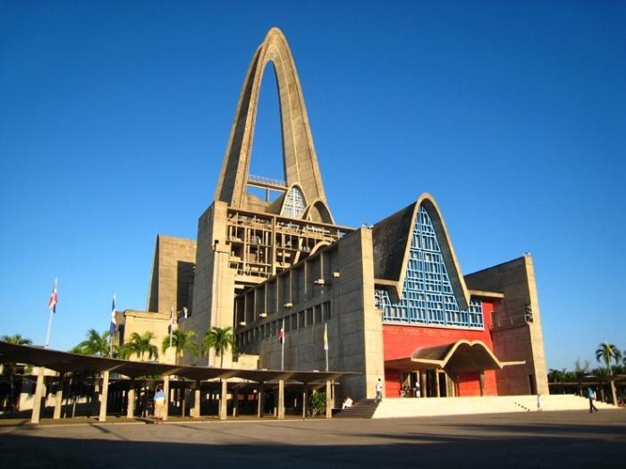 Базилика Catedral Nuestra Senora de la Altagracia, Доминикана, 1971 год