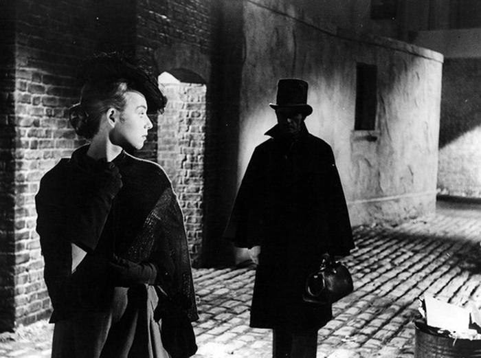Кадр из к/ф «Джек Потрошитель», 1959 г.