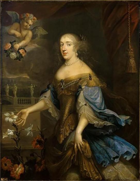 Анна Мария Луиза Орлеанская, герцогиня де Монпансье (1627-1693)
