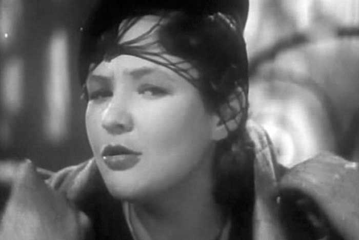 Вера Алтайская в фильме «Светлый путь» (1940 год)