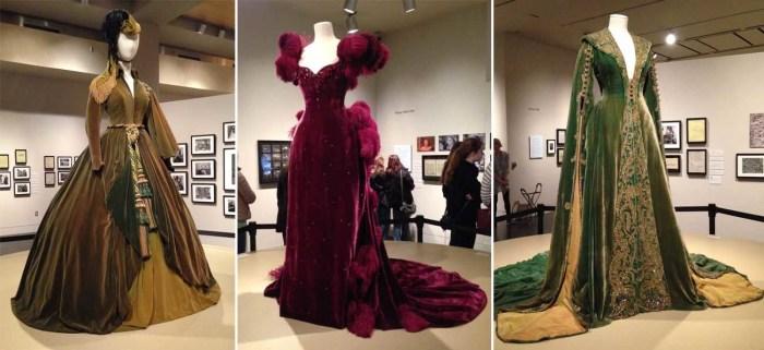 Платья из фильма «Унесенные ветром» сегодня являются ценными музейными экспонатами
