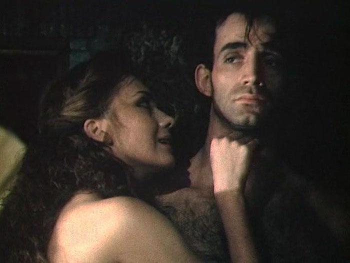 Кадр из фильма «Прогулка по эшафоту», 1992 г.