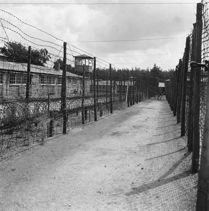 Концентрационный лагерь Амерсфорт (Голландия)